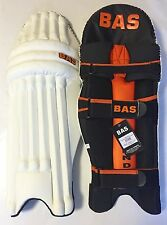 BAS Legend Cricket Batting Pads (Adult - RH/LH) + AU Stock + Free Ship & Inners