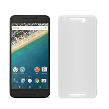 Clear LCD Screen Protector Guard Film Cover for LG Nexus 5X only