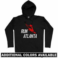 Run Atlanta V3 Hoodie - GA Georgia Running Runner Fitness Athlete - Men S-3XL