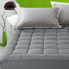 Fitted Deep Pocket Mattress Protector Bed Bug Water Proof Encasement Bedding Pad