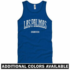 Las Palmas Gran Canaria Tank Top - Spain Canary Islands ES - Men / Women - S-2X