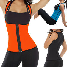 HOT SELL Neoprene Slimming Waist Vest Body Shaper Trainer Corset tops new shaper