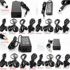 Laptop Notebook AC Adapter / Charger Cable For Lenovo HP Dell Inspiron PA-21 Lot