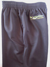 New! Bowlswear Men's Black Comfort Fit Trousers. Only $45 with Free Postage!