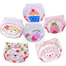 6 Pack Girls Potty Toilet Training Pants New Designs