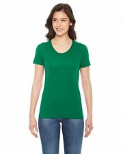 American Apparel BB301 Ladies' Poly-Cotton Short-Sleeve Crewneck