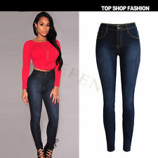 NEW Women Jeans washed casual skinny pencil Denim pants Slim Pencil Pants