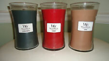 WoodWick Candles  22oz ~ Special price sold without Wood Lid
