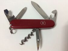 "VICTORINOX Swiss Army 3 ¼""-84mm SPORTSMAN Multi Tool Knife - VINTAGE Collectible"