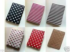 women passport holder passport cover passport case bag cute polka dot GIFTS girl