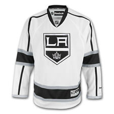 Los Angeles Kings Reebok Premier Replica Road NHL Hockey Jersey