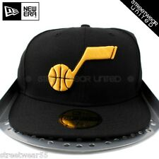 New Era Seas Basic 59Fifty Flat Peak Baseball Fitted NBA Cap Gift BOX