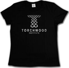 TORCHWOOD INSTITUTE LOGO T-Shirt - Jack Doctor Dr TV Series Who Harkness T Shirt