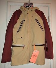 Rip Curl Anti Series Core Horizon Winter Ski Snowboarding Jacket Parka Coat S L