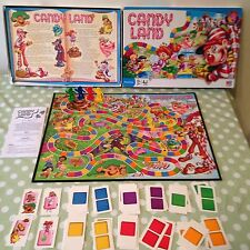 CANDY LAND 2005 BOARD GAME SPARES REPLACEMENT PIECES MOVERS CARDS INSTRUCTIONS