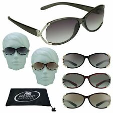 Reading Sun Glasses Tinted Women Rhinestones Full Lens Sun Reader Sunglasses