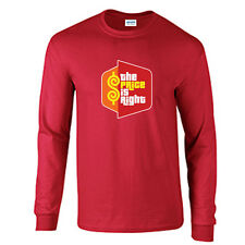 The Price Is Right Long Sleeve T-Shirt Vintage Game Show Tee Red