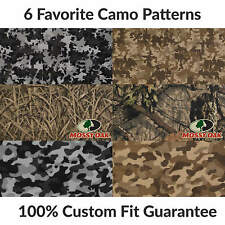 2nd Row Camo Carpet Floor Mat for Jeep Grand Cherokee #F3691