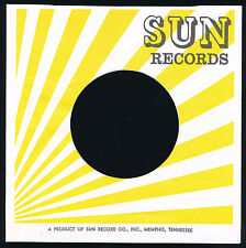 SUN REPRODUCTION RECORD COMPANY SLEEVES - (pack of 10)