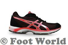 Womens Asics Ayami Illusion - T2H6N9031 - Black Coral White Trainers