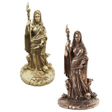 "Goddess Hecate Greek Wicca Pagan Protection Magic & Witchcraft Statue 11"" Tall"
