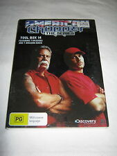 American Chopper - The Series - Tool Box 14 - 3 Disc - GC - DVD