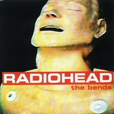 RADIOHEAD - THE BENDS LP VINYL ALBUM