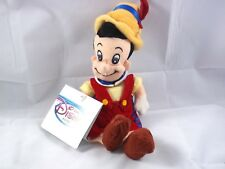 NEW DISNEY STORE BEANIE PINOCCHIO ONLY  WITH TAG