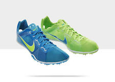 NIKE ZOOM VICTORY DISTANCE TRACK & FIELD RUNNING SHOES SPIKES 331036-430 NEW 13