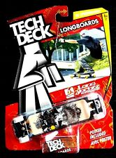 Tech Deck Longboard TD Speedboard Land Yachtz Skateboards with mini poster NEW
