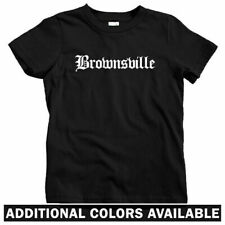 Brownsville Gothic Brooklyn Kids T-shirt - Baby Toddler Youth Tee - NYC Hip-Hop