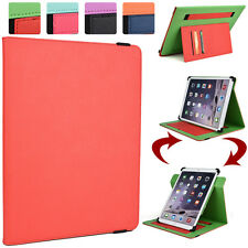 Universal 12 12.9 inch Tablet Rotation Folio Case Cover with Stand by KroO