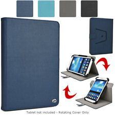 Universal 7 - 8 inch Tablet 360 Folio Case Cover with Rotating Stand