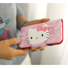 Hello Kitty iPhone 6/6s Plus Case Wallet Cover Clutch Korea Face Lock 5 Colors