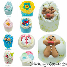 Bomb Cosmetics Bath Melts Mallows, Creamers FREE GIFT BOX WITH ALL