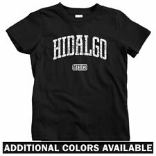 Hidalgo Mexico T-shirt - Baby Toddler Youth Tee - Pachuco de Soto Mexican Gift