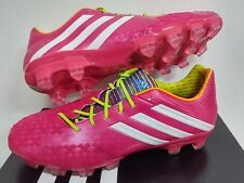 ADIDAS PREDATOR LZ TRX HG FOOTBALL SOCCER BOOTS CLEATS MICOACH TOP RANGE 110 Pi