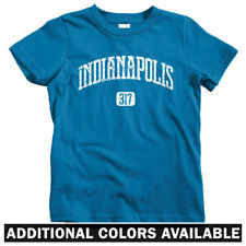 Indianapolis 317 Kids T-shirt - Baby Toddler Youth Tee - Indiana Indy Race 500