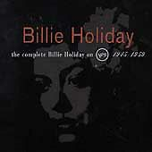 THE COMPLETE BILLIE HOLIDAY ON VERVE 1945 - 1959 - 10CDS - NEAR MINT CONDITION