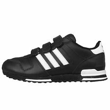 Adidas Originals ZX 700 CF K Black White Kids Youth Running Shoes AQ2764