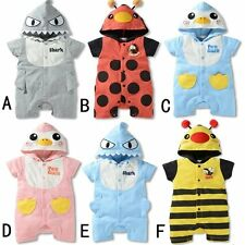 Baby Boy Girl Halloween Fancy Dress Party Costume Outfit Clothes Romper 3-18M