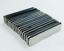 Lots Super Strong Block Rare Earth Neodymium Magnets N35 50mmX10mmX2mm Magnet