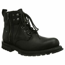 Caterpillar Hoxton Black Mens Boots - P717828
