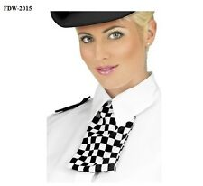 Police Officer Set Cop Hen Adult Womens Smiffys Fancy Dress Costume 22590