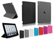 New Premium Leather PU Smart Cover Case Folding Stand For Apple iPad Mini 4