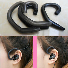 2pairs NEW Earhooks Set for Most Earphones Headphones Headset EarLoop Hook
