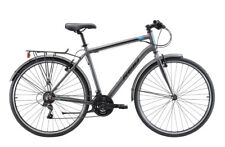 NEW REID Cycles City 1 Urban Commuter Bike 21 Speed Shimano S M L SIZES
