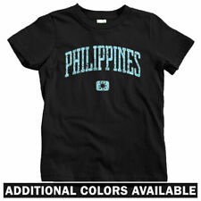 Philippines Kids T-shirt - Baby Toddler Youth Tee - Pinoy Pilipinas Filipino