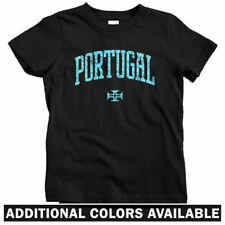 Portugal Kids T-shirt - Baby Toddler Youth Tee - Portuguese Lisbon Porto Coimbra