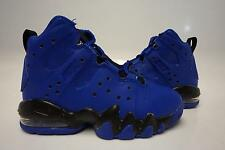 (488246-401) PRE SCHOOL KID'S NIKE AIR MAX BARKLEY GAME ROYAL/WHITE/BLACK